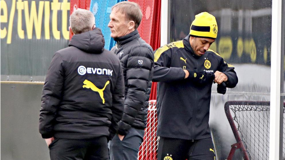 阿森纳将对奥巴梅扬的报价提高到5800万欧元