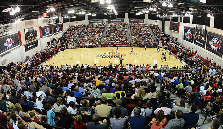 30支NBA球队将首次全部参加拉斯维加斯夏季联赛