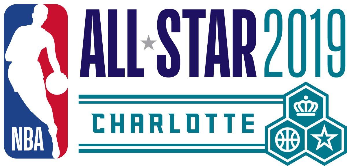 NBA官方公布2019年夏洛特全明星赛标志