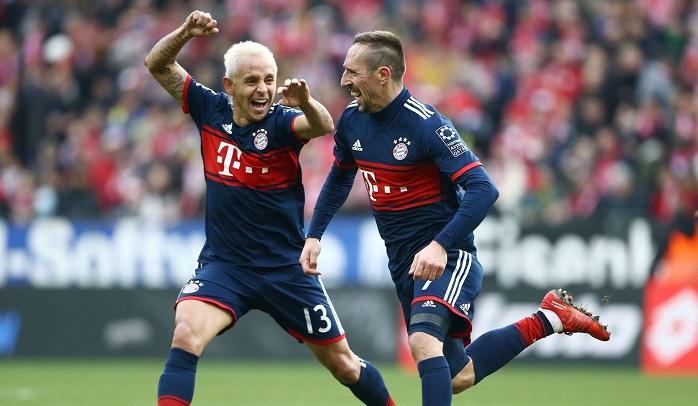 状态正佳!拜仁慕尼黑各项赛事取得十连胜