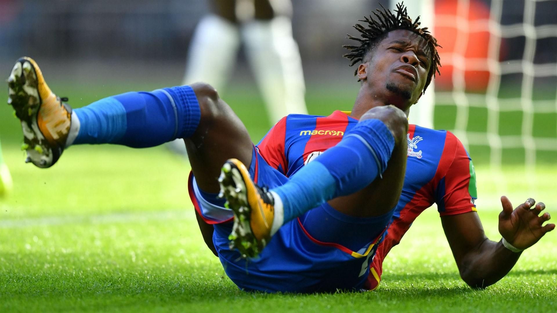 水晶宫再添新伤员,扎哈膝盖受伤预计缺阵四周比赛