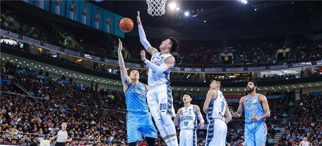 客场惨败北京,李根:这场比赛是个很好的教训