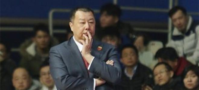 吴庆龙:攻防两端都出现了问题,这场输了很可惜