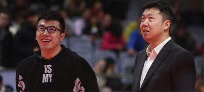 邹雨宸下飞机直奔赛场,谈NBA坦言还有差距