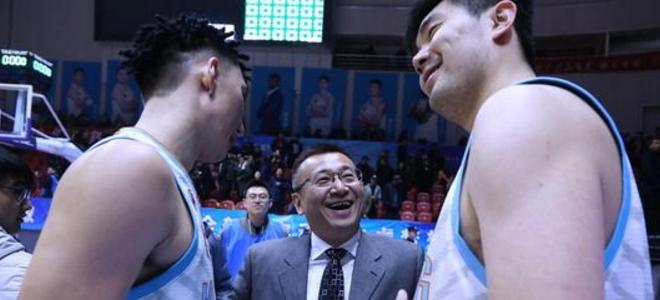范斌:和新疆确实有差距,会为下赛季做好准备