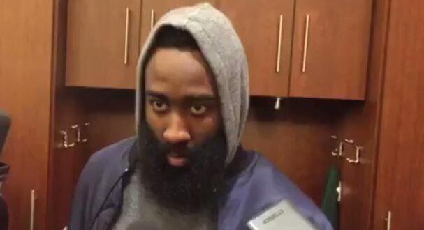 哈登:不输不该输的球?这是50胜与60胜区别
