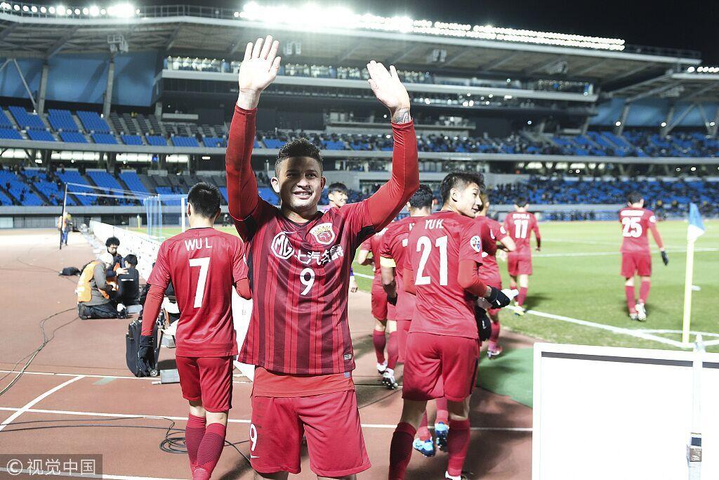 抗日神将!埃尔克森亚冠对阵日本球队已打入11球