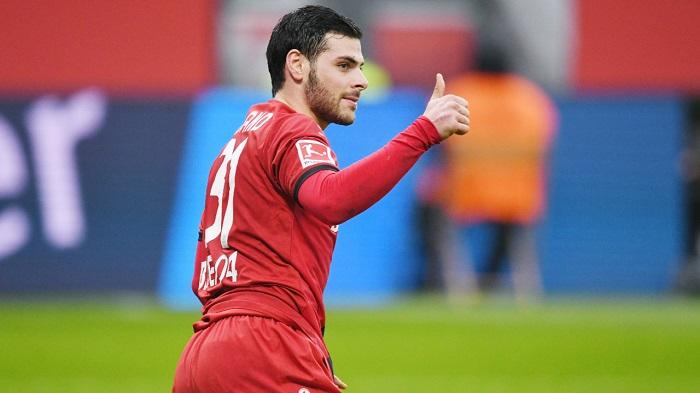 德媒统计德国本土球员进球榜:勒沃库森高居第一