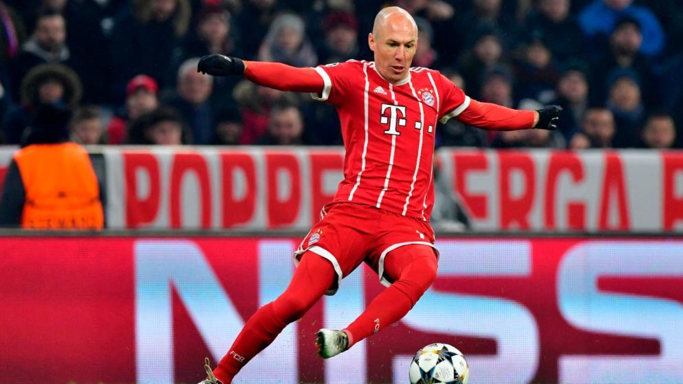 图片报:罗本仍想留在拜仁,但续约仍有疑问