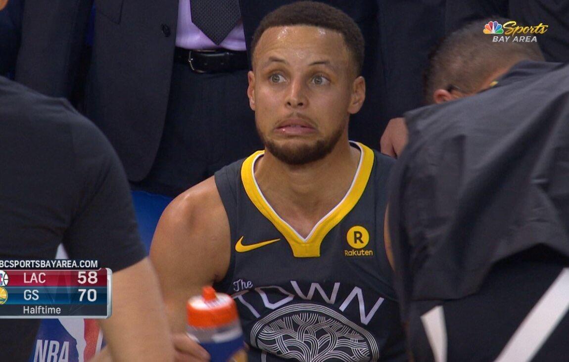 库里投3分图片_一图流:库里为何如此惊讶?_虎扑NBA新闻