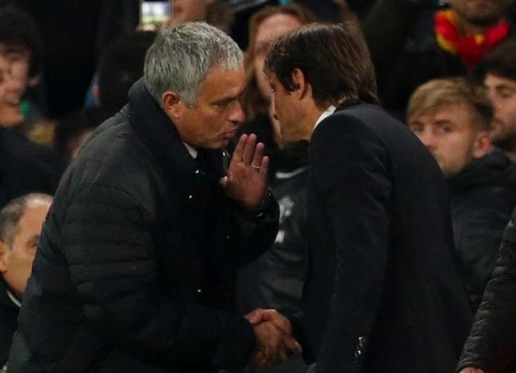穆里尼奥:对阵切尔西很普通,战利物浦意义更大