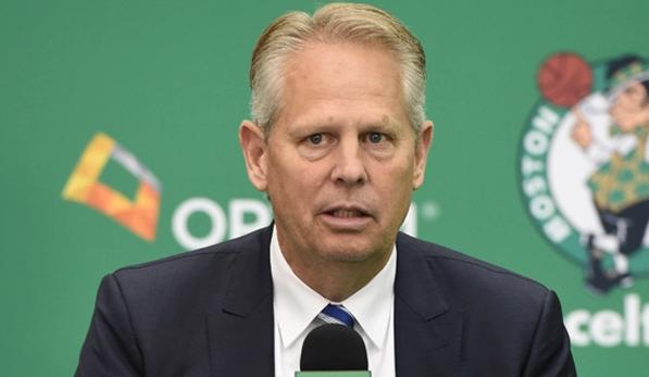 安吉重申:本赛季我们没有让海沃德复出的计划
