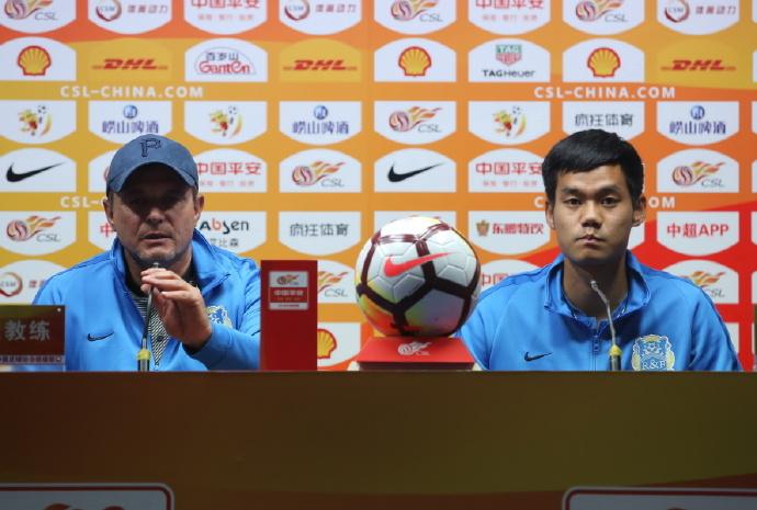 斯托:U23新政对每个教练都是难题,富力新队长弋腾