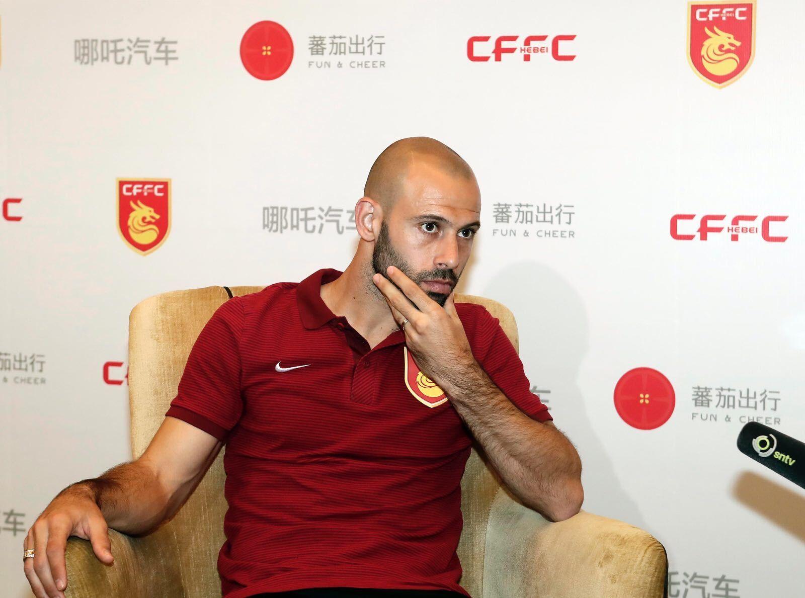 小马哥笑答梅西是否来中国踢球:我也不知道他怎么想