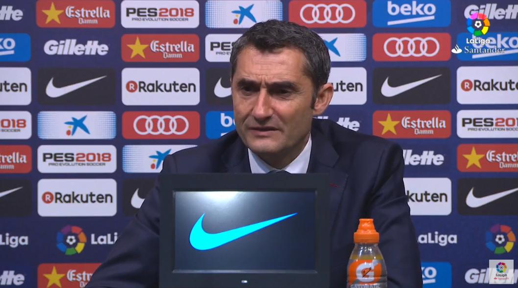 巴尔韦德:做对手时害怕梅西进球,现在则是期待进球