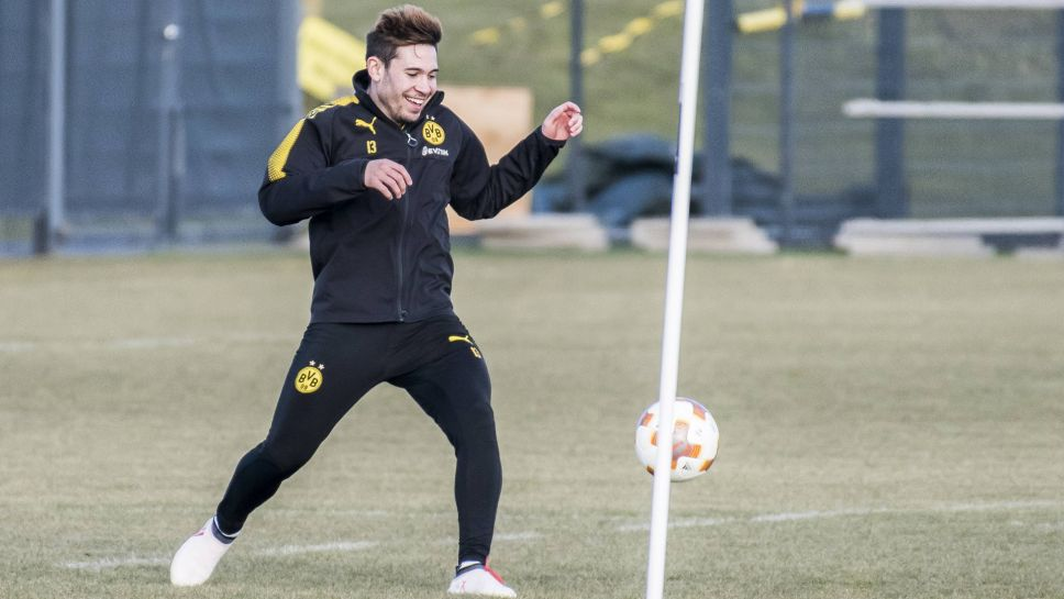 格雷罗回归训练备战欧联,罗伊斯等人或今日参与合练