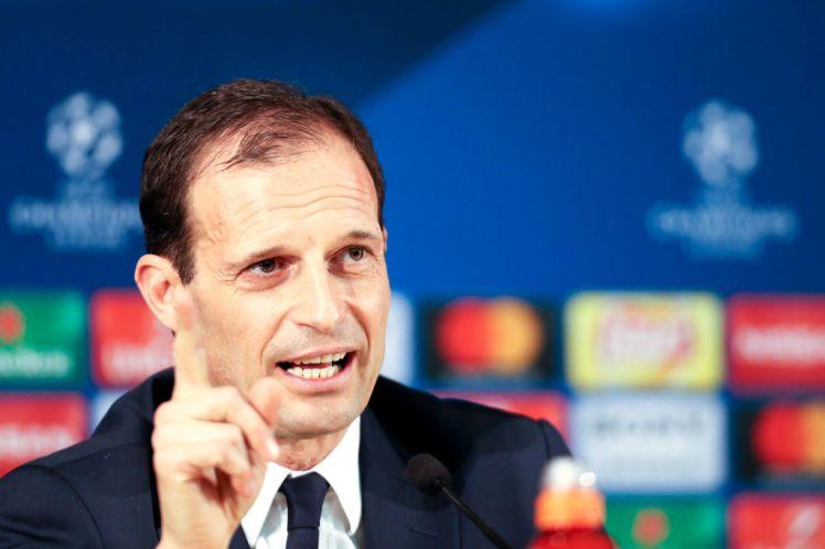 阿莱格里:八强里唯一不想碰到的是巴塞罗那
