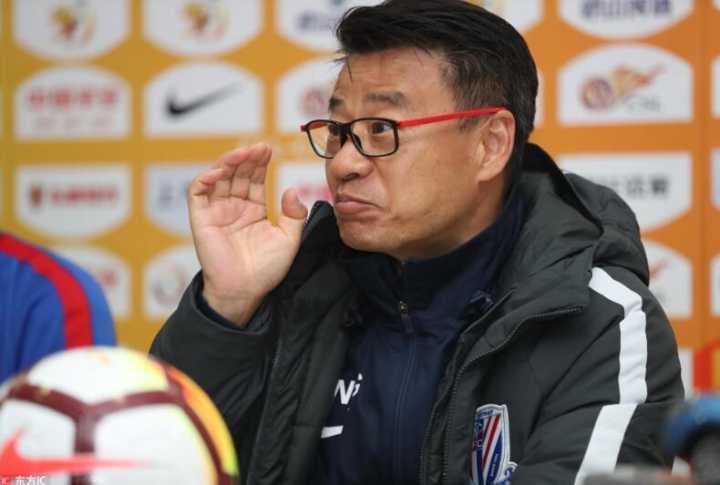 吴金贵:申花始终是上海的申花,为了亚冠德比会轮换