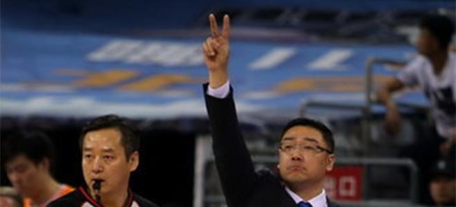 刘鹏:要利用好内线优势,北京队回到主场也紧张