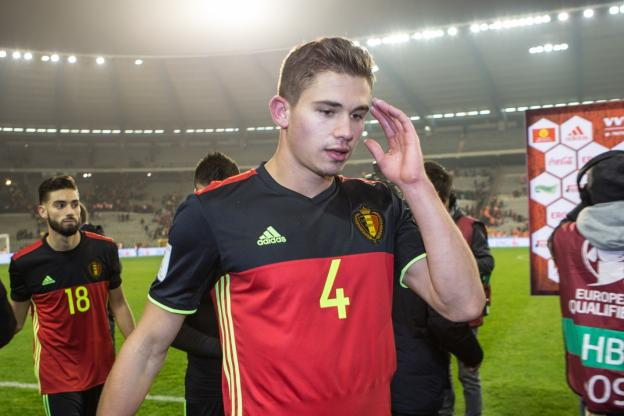 登东克尔:去不了世界杯会失望;比利时在世界杯会走得很远