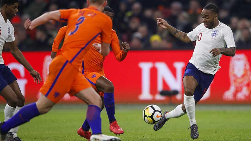 斯特林:友谊赛对阵意大利将检验我们的实力