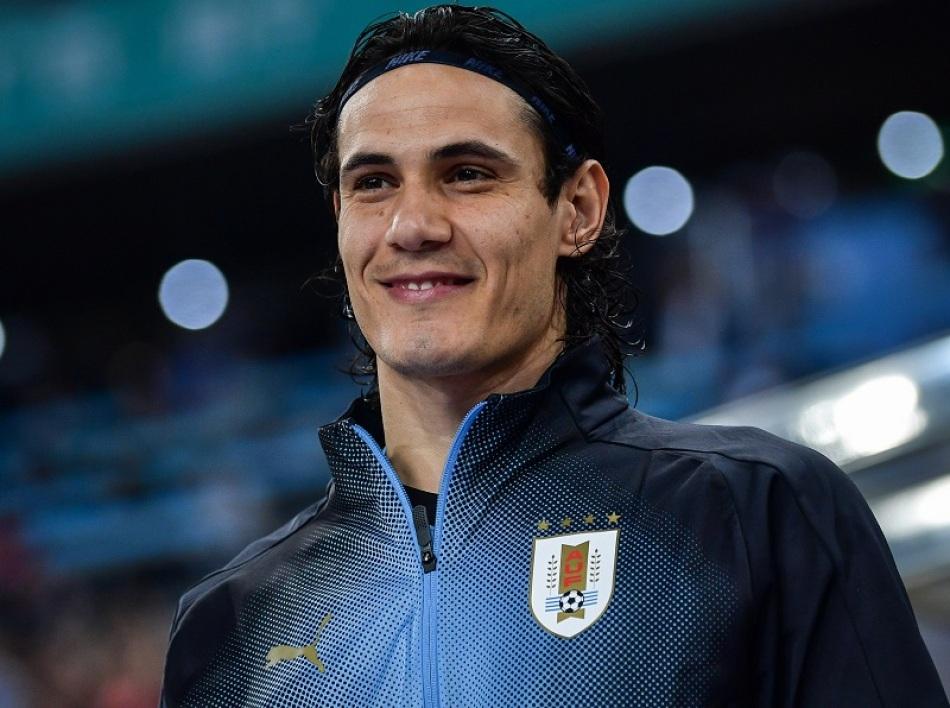 卡瓦尼:我爱世界杯甚于欧冠,一旦夺冠可能会返回乌拉圭
