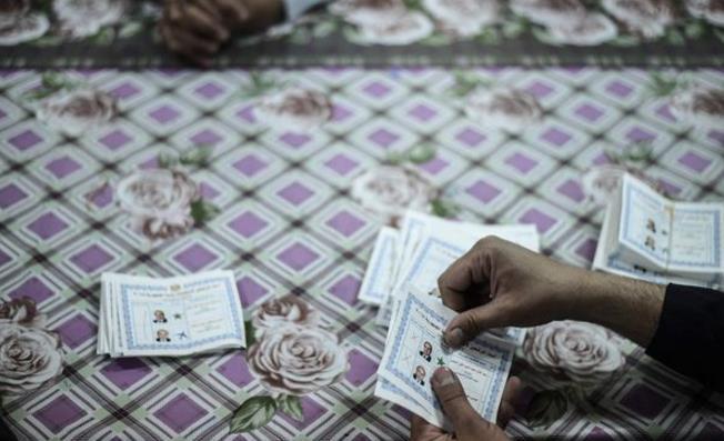 英媒:埃及总统选举,有人投票萨拉赫