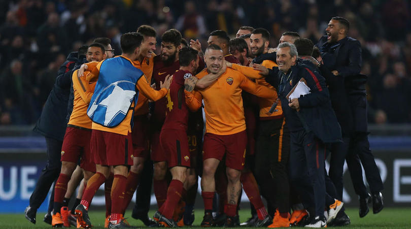 罗马主席:期待和利物浦的较量,球队有机会晋