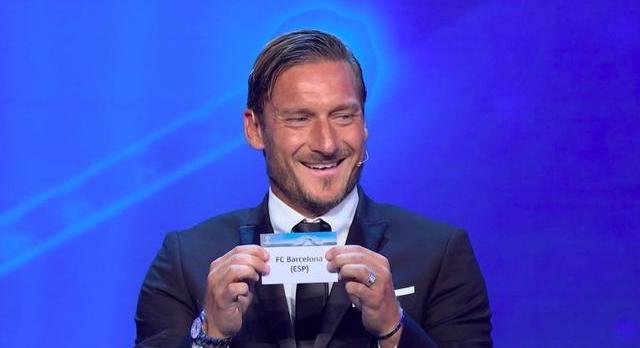 托蒂:罗马不是大礼包,期待对决利物浦