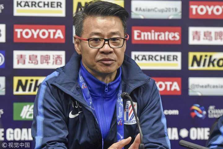 吴金贵:本场比赛小球员表现出色,希望朱建荣不是拉伤