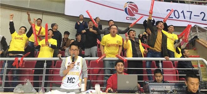 专访南京同曦队DJ魏鑫,一家三代全是铁杆球迷