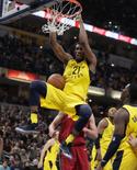 赛迪斯-杨16篮板创生涯季后赛单场新高