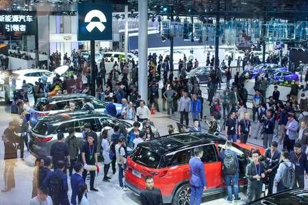北京车展,蔚来为什么请了三位诺奖得主?