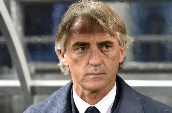 米体:曼奇尼即将成为意大利国家队主帅
