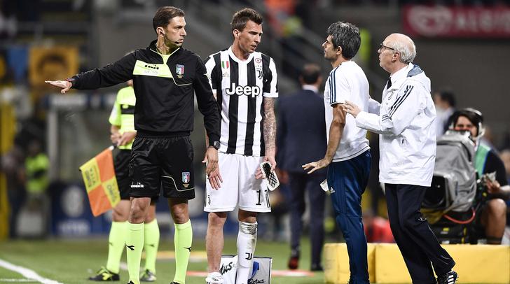 传曼朱基奇下轮联赛缺阵,会在意大利杯决赛回归