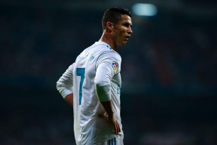 C罗迎皇马生涯欧冠百场,成欧冠历史出场数最多的外场球员