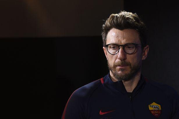罗马主帅:布瓦奇的缺席并不会扰乱利物浦