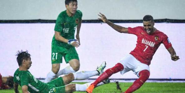 足协杯:梁学铭绝平阿兰失点,贵州点球4-1击败恒大