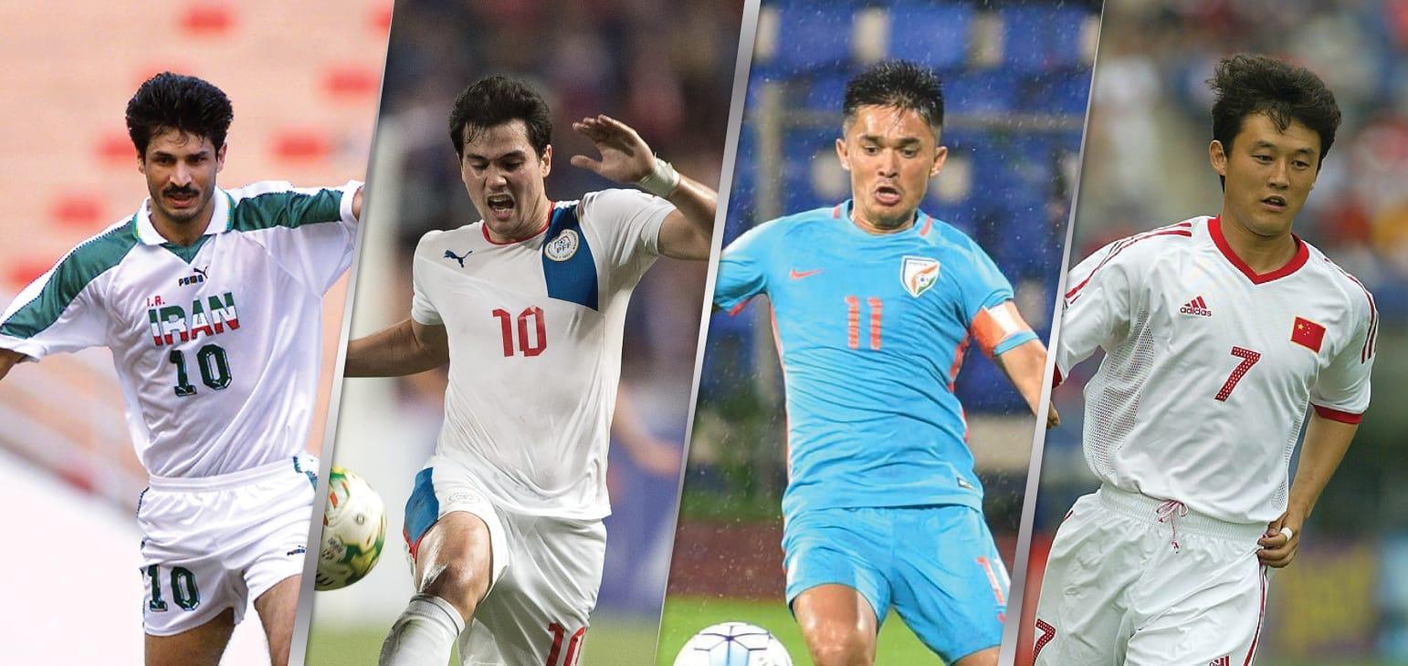 孙继海、阿里-代伊等5人担任亚洲杯抽签嘉宾