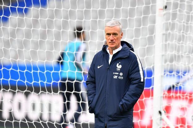 若马赛晋级欧联杯决赛,德尚将在决赛次日公布法国队大名单