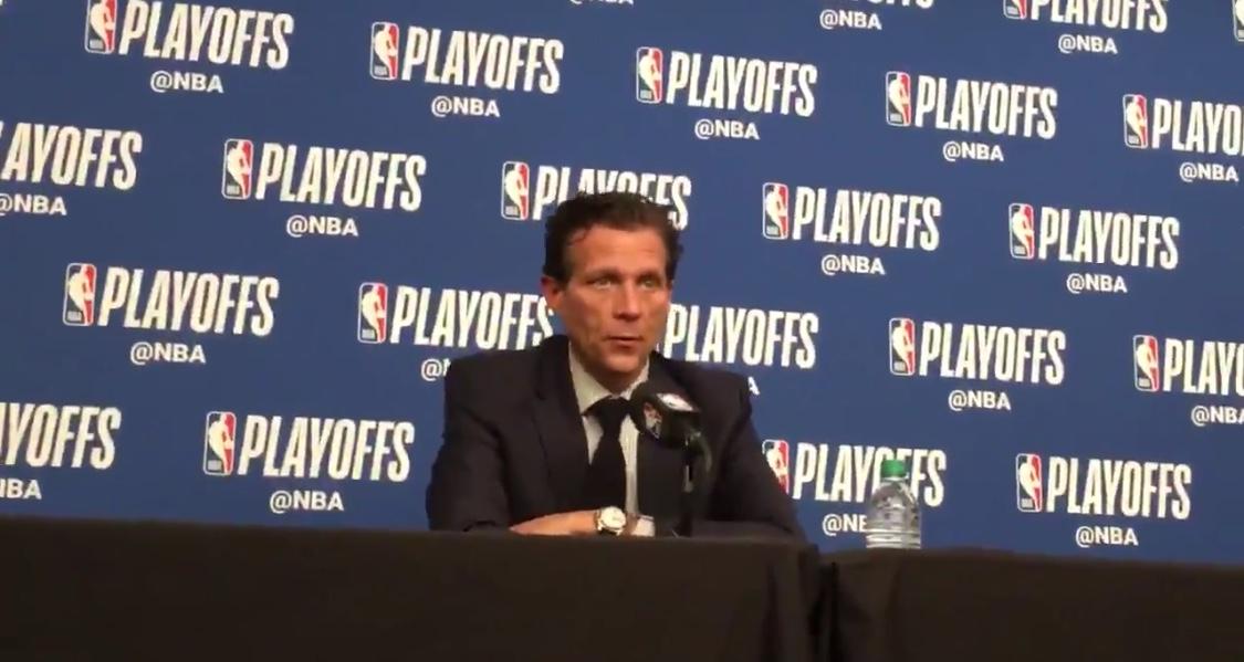斯奈德:每次我们需要英格尔斯的时候,他都能站出来