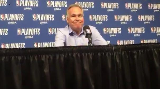 德安东尼:本赛季多么令我满足?很棒的赛季