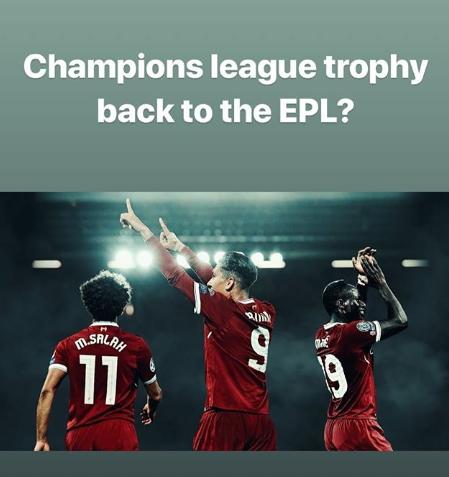 约什-理查德森发问:欧冠奖杯重回利物浦?