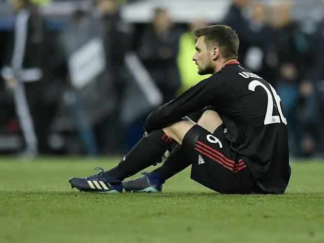 乌尔赖希:这是我踢过的最好一季;那球我没做出正确决定