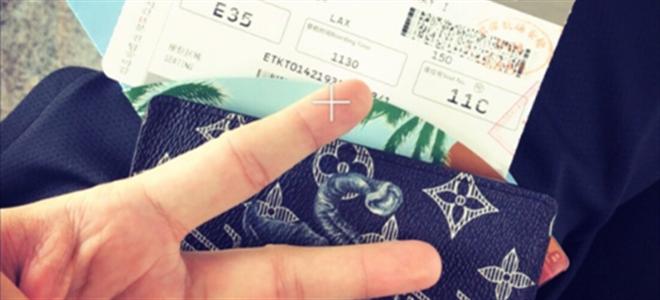 丁彦雨航晒赴美机票:今年会是什么结果?