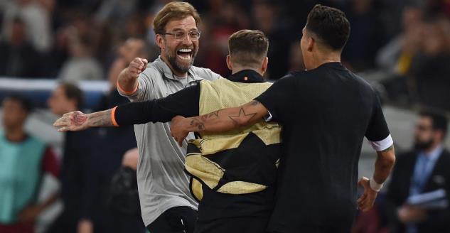利物浦主席:我们的表现配得上晋级欧冠决赛