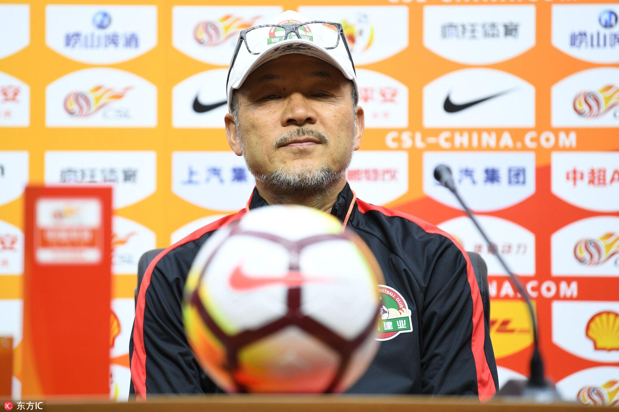 张外龙:华夏幸福球员都极为出色,我们会全力以赴