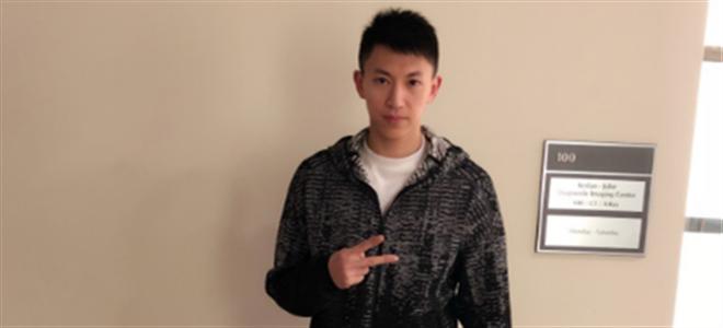 刘晓宇赴美治疗伤病:第一次看见自己的骨髓