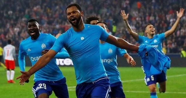 罗兰多争议球绝杀,马赛1-2萨尔茨堡总比分3-2晋级决赛