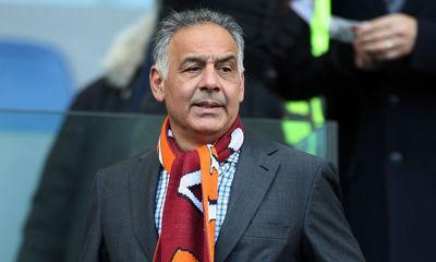 欧足联将调查罗马主席帕洛塔欧冠赛后的不当言论